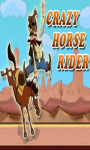 Crazy Horse Rider - Free screenshot 1/4