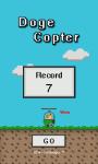Doge Copter screenshot 1/4