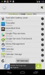 Tasks killer battery saver  screenshot 1/3