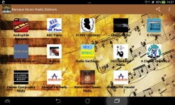 Baroque Music Radio Stations screenshot 6/6