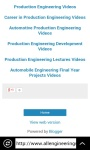 Production Engineering Videos screenshot 4/6