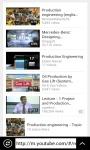 Production Engineering Videos screenshot 5/6