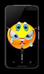 Happy Face zip Unlock Screen screenshot 2/3