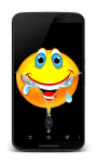 Happy Face zip Unlock Screen screenshot 3/3