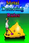 Metal Detecting Rules screenshot 1/3