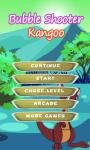 Bubble shooter kangoo mania screenshot 1/6