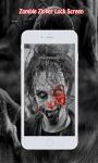 Zombie Zipper Lock Screen screenshot 2/6