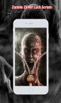 Zombie Zipper Lock Screen screenshot 6/6