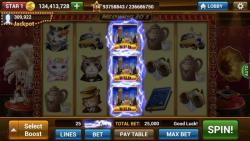 Slot Machines by IGG active screenshot 5/6