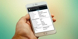 SIM Card Manager Pro screenshot 2/4