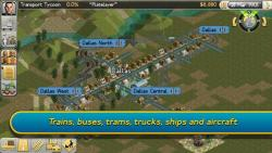 Transport Tycoon transparent screenshot 2/6