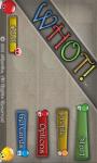 WHOT Card Game screenshot 1/5