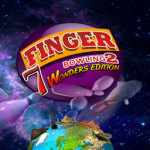 Finger Bowling 2 7Wonders Edition screenshot 1/2