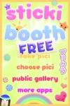 sticki booth FREE screenshot 1/1