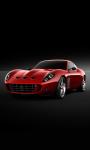 Ferrari Cars Live Wallpaper screenshot 1/4