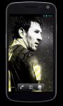 Lionel Messi HD live wallpaper Android screenshot 1/2