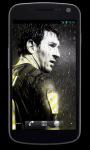 Lionel Messi HD live wallpaper Android screenshot 2/2