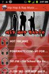 Hip Hop and Rap Music Radio screenshot 1/3