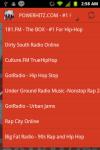 Hip Hop and Rap Music Radio screenshot 3/3