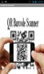 QR Bar Code Scanner screenshot 1/3