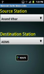 Delhi Metro Info screenshot 2/4