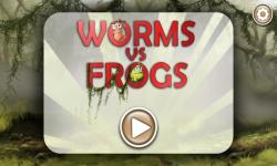 Worms VS Frogs screenshot 3/4