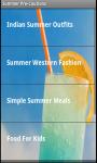 Summer Precautions screenshot 3/4