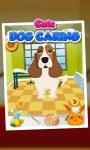 Cute Dog Caring 2 - Kids Game screenshot 1/5