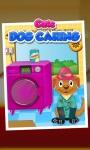 Cute Dog Caring 2 - Kids Game screenshot 3/5