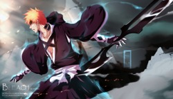 Bleach wallpaper Slideshow LIVE HD Amazing  screenshot 3/6