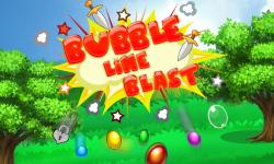 Bubble Line Blast screenshot 2/6