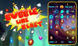 Bubble Line Blast screenshot 3/6