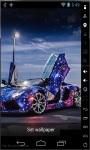Shiny Deluxe Car LWP screenshot 2/2