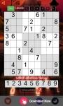 Sudoku puzzle free screenshot 1/5