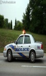 Police car driver app screenshot 6/6