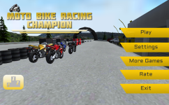 Moto Bike Racing Champion screenshot 1/6