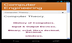 Computer Theory screenshot 1/5