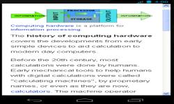 Computer Theory screenshot 3/5
