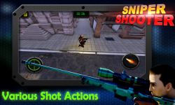 Sniper Shooter screenshot 5/6