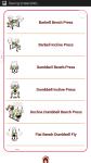 Perfect Body Building Plan screenshot 3/3