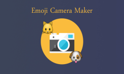Emoji Camera Maker screenshot 1/5