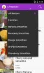 999 Smoothie Recipes screenshot 3/6