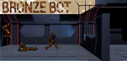 Bronze Bot Runner screenshot 1/4