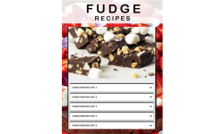 Fudge recipe screenshot 1/3