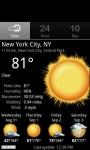 Weather_Dailyz screenshot 1/3