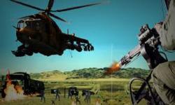 Gunship Helicopter War 3D screenshot 2/6