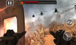 Gunship Helicopter War 3D screenshot 3/6