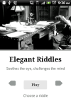 Elegant Riddles screenshot 1/3