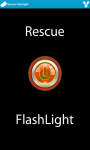 Rescue Flashlight screenshot 1/4