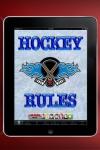 Hockey Rules HD screenshot 1/1